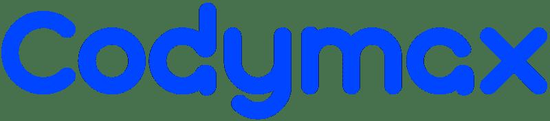 Logo Codymax azul